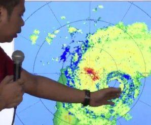 """台风""""山竹""""登陆菲律宾致五百万人受灾:风力可将树木连根拔起"""