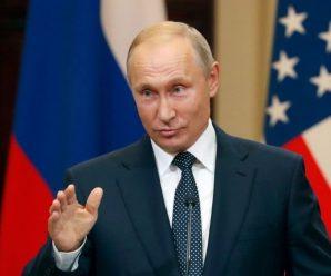 普京回应侦察机被击落事件 称与土耳其击落苏24不能相提并论