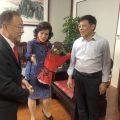 泰国中国和平统一促进总会王志民会长在北京庆生