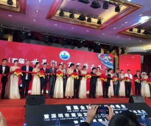 首届世界潮人书画精品展启动仪式于深圳举行