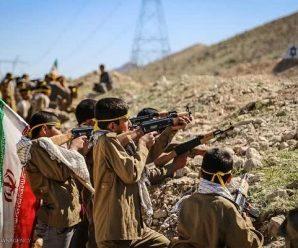 """美宣布对伊朗实施新一轮制裁 称针对""""儿童军"""""""