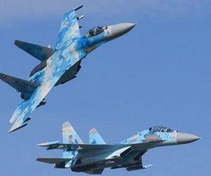 乌克兰战斗机训练时坠毁 乌、美军两名飞行员丧生