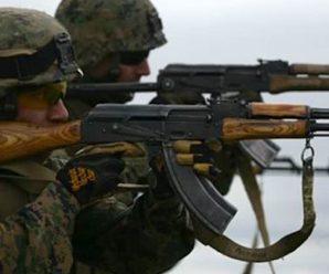 俄罗斯怒斥美国山寨AK-47提供给战乱地区
