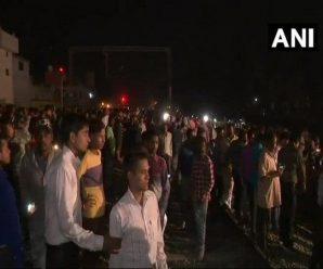 印度火车撞人事故已致61人遇难 政府向死者家属赔偿4万元