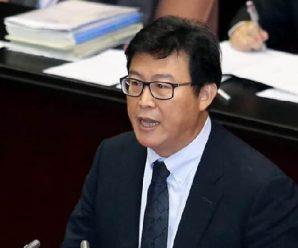 民进党台北市长参选人:若当选将最快速处理掉所有蒋介石铜像