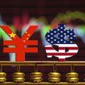 离岸人民币兑美元早间一度升破6.91关口 中间价上调299点