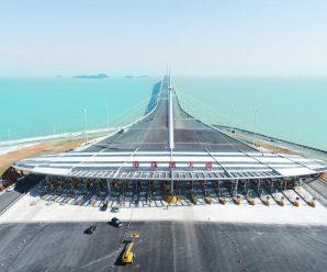 港珠澳大桥将于10月24日上午9时正式通车