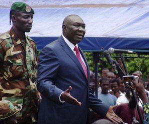 中非共和国总统:杀害中国公民的凶手将受到法律惩罚