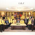 台盟中央常委潘新洋率团到访泰国统促会