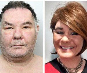 英国一名男嫌犯被关进女子监狱 女狱友叫苦连天