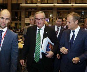 """欧盟拒绝对""""脱欧协议""""再谈判 或准英国无协议脱欧"""