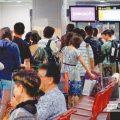 越南4个旅行团共153人赴台湾 152人失踪脱逃