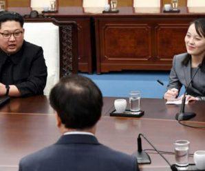 韩认定金正恩胞妹金与正生于1988年 或在与朝接触中获知