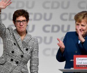 德媒称默克尔或提前下台 将引发德国政治危机