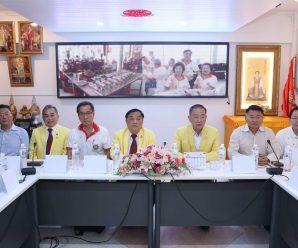 泰国王氏宗亲总会召开第27届第9次理事会议