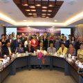 一带一路(2019)全球华人泰国春节联欢晚会新闻发布会于曼谷举行
