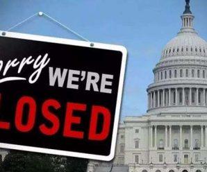 美国政府关门数十万员工被欠薪 有人变卖家产应急
