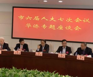 深圳市举行六届人大七次会议华侨座谈会
