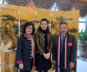 泰国统促会王志民会长应邀出席深圳市六届人大七次会议