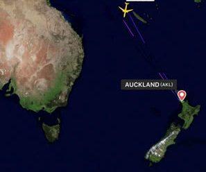 新西兰飞上海航班未获降落许可返航 航空公司:飞机调配不当