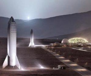 马斯克:人类前往火星票价将低于50万美元 回程免费