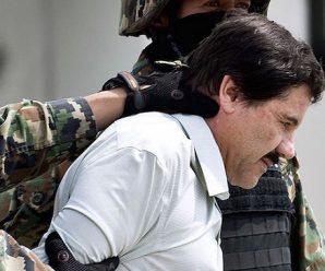 墨毒枭古兹曼罪名成立 美议员:追缴140亿美元毒资建边境墙