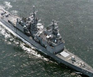 美军舰擅闯我南沙岛礁邻近海域 南部战区回应