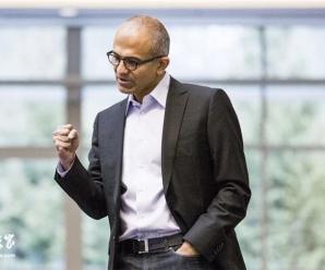 全球第一 微软市值首次突破9000亿美元
