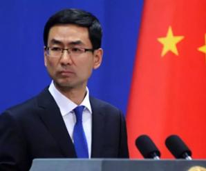 外交部回应美国制裁两家中国公司:中方严格执行涉朝决议