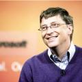 比尔·盖茨: 不要轻易给人工智能划定国界