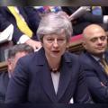 """特雷莎·梅与反对党协商新方案,英国""""脱欧""""或再延迟"""