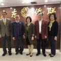 泰国统促会代表团访问广东省侨联