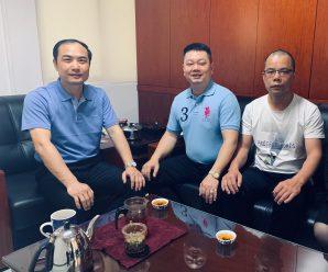 泰国统促会周昭耿执行秘书长访问惠州市侨联