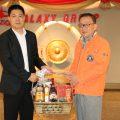 亚泰经济交流总商会拜访泰国统促会