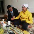 泰国爱心志愿者代表慰问郑玖