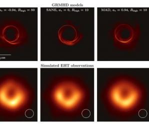 """科学家们给两个黑洞拍了照片 但只有一张""""洗""""出来了"""
