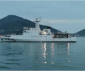 """台""""海巡队""""朝大陆渔船开枪 扬言要强力阻止""""越界"""""""