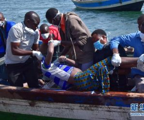 刚果(金)东部沉船事故遇难者人数升至104人