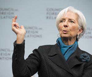 """国际货币基金组织领导人点赞""""一带一路"""""""