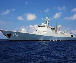 美媒称中国海军将在2030年崛起为地区主导力量