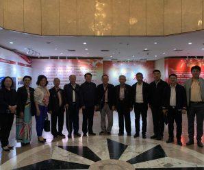 泰国统促会代表团访问山东省侨联