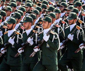 """美国将伊朗伊斯兰革命卫队列为""""恐怖组织"""" 伊朗立即对等还击"""