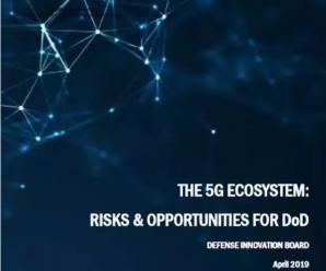 美研究报告:美军挤占5G关键频段 或使美国在5G竞争中落后