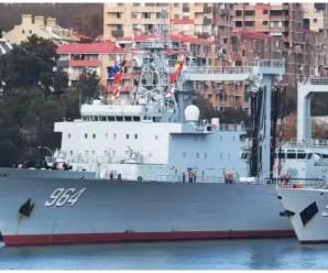 """三艘中国海军军舰""""突访""""悉尼 澳大利亚总理回应"""
