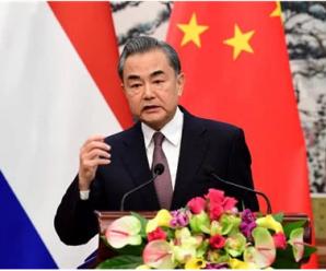 王毅:请收回你们的黑手!香港事务是中国内政