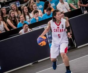 中国3X3女篮胜匈牙利称霸世界杯 夺中国篮球首个世界冠军