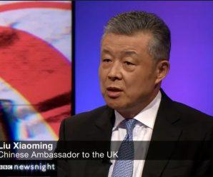 新任英国首相若拒绝华为会有什么后果?驻英大使这样回应