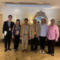 国台办副主任裴金佳与参加全球反独促统大会的各国代表在菲律宾举行座谈会
