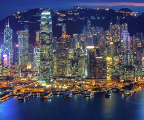城市竞争力排名新榜单:香港连续三年蝉联榜首 南强北弱差距扩大