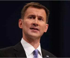 """无端就香港问题说三道四,英国外交大臣威胁""""制裁中国"""""""